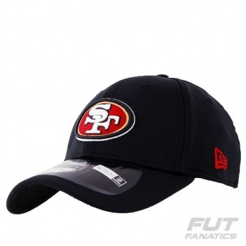 Boné New Era NFL San Francisco 49ers Preto