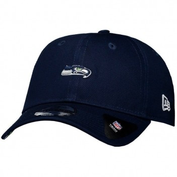 Boné New Era NFL Seattle Seahawks 920 Marinho