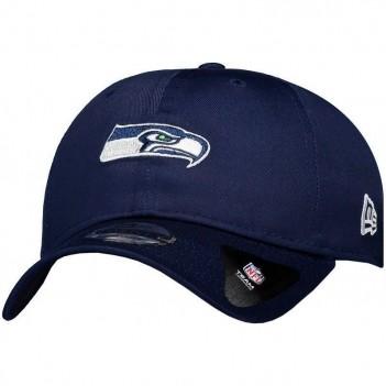 Boné New Era NFL Seattle Seahawks 920 Marinho e Branco
