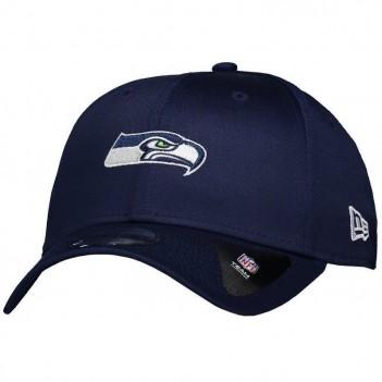Boné New Era NFL Seattle Seahawks 940 Marinho