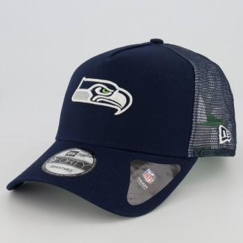 Boné New Era NFL Seattle Seahawks 940 Azul Marinho