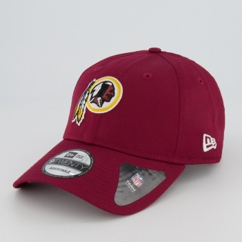 Boné New Era NFL Washington Redskins 920 Vinho