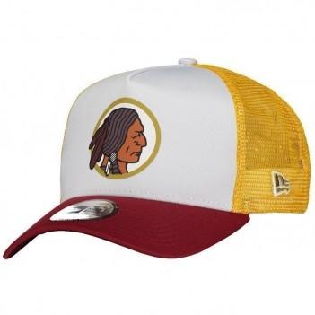 Boné New Era NFL Washington Redskins 940 Branco