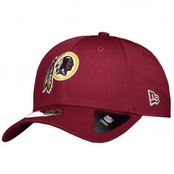 Boné New Era NFL Washington Redskins Logo Vinho