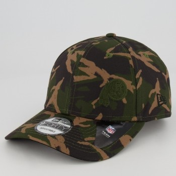 Boné New Era NFL Washington Redskins 940 Camuflagem