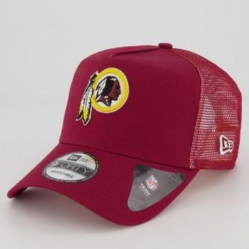 Boné New Era NFL Washington Redskins 940 Vermelho e Amarelo