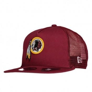 Boné New Era NFL Washington Redskins 950 Bordô