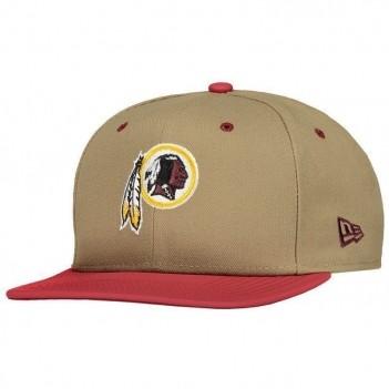 Boné New Era NFL Washington Redskins 950 Bege