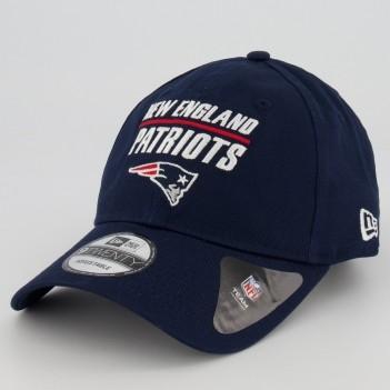 Boné New Era NLF New England Patriots 920 Marinho