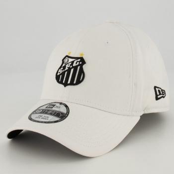 Boné New Era Santos Branco