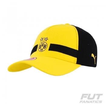 Boné Puma Borussia Leisure Amarelo