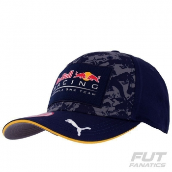 Boné Puma Red Bull Racing Infiniti Marinho