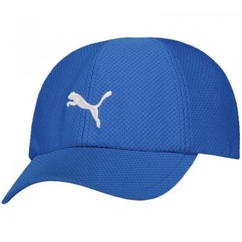 Boné Puma Training Mesh Logo Azul