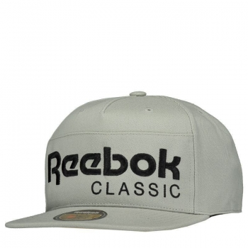 Boné Reebok Classic Foundation Cinza