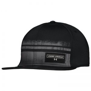 Boné Under Armour Graphic Flat Brim Preto