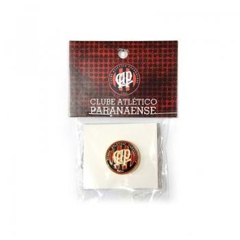 Boton Atlético Paranaense Escudo