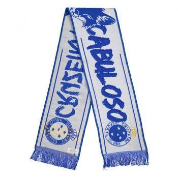 Cachecol Cruzeiro 4 Estações Azul