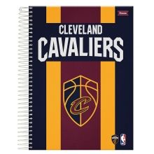 Caderno Foroni NBA Cleveland Cavaliers 1 Matéria