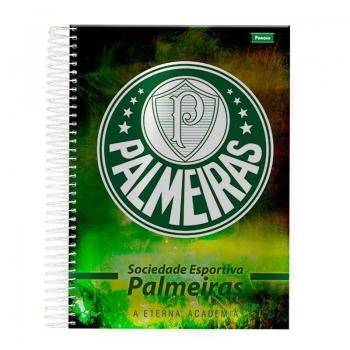 Caderno Foroni Palmeiras Brasão 15 Matérias