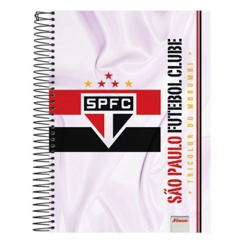 Caderno Foroni São Paulo Brasão 1 Matéria Escudo