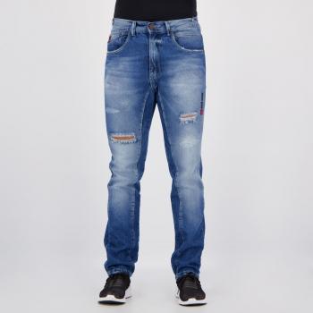 Calça Jeans Ecko Young Style Azul