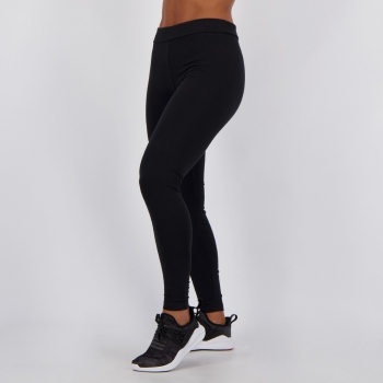 Calça Legging Reebok Vector Feminina Preta