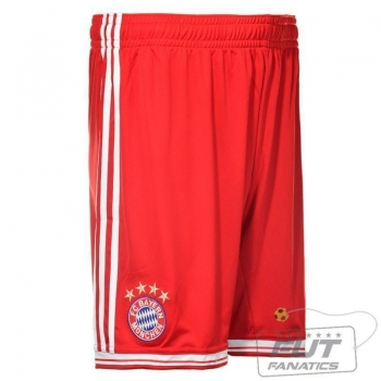 Calção Adidas Bayern Home 2014
