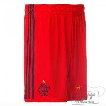 Calção Adidas Flamengo III 2013