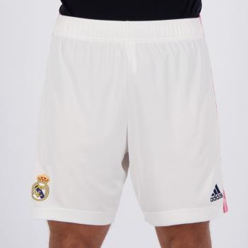 Calção Adidas Real Madrid Home 2021