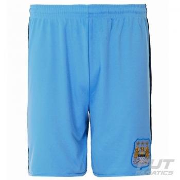 Calção Manchester City Azul