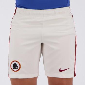 Calção Nike Roma Away 2017 Juvenil