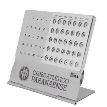 Calendário Permanente Atlético Paranaense Escudo
