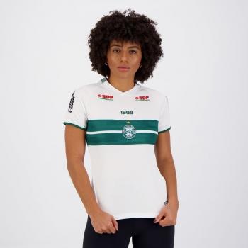 Camisa 1909 Coritiba I 2021 Feminina