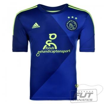 Camisa Adidas Ajax Away 2015