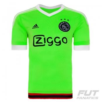 Camisa Adidas Ajax Away 2016