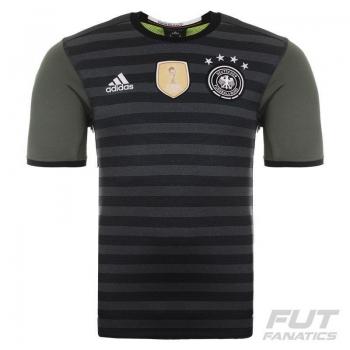 Camisa Adidas Alemanha Away 2016