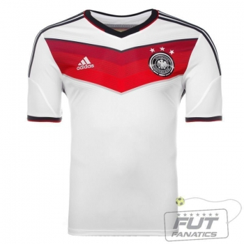 Camisa Adidas Alemanha Home 2014