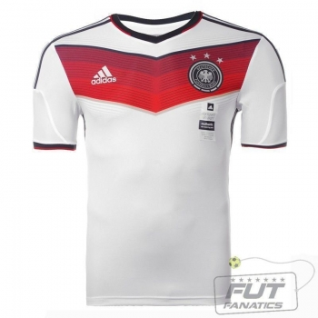 Camisa Adidas Alemanha Home 2014 Authentic
