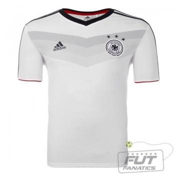Camisa Adidas Alemanha Home 2014 Réplica