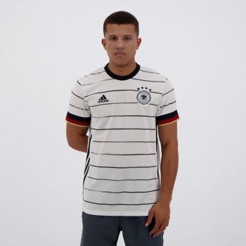 Camisa Adidas Alemanha Home 2020