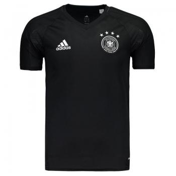 Camisa Adidas Alemanha Treino 2017