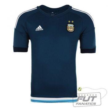 Camisa Adidas Argentina Away 2015