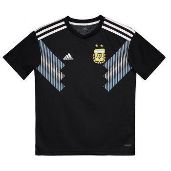 Camisa Adidas Argentina Away 2018 Juvenil