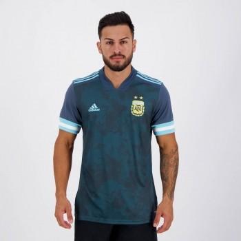 Camisa Adidas Argentina Away 2020