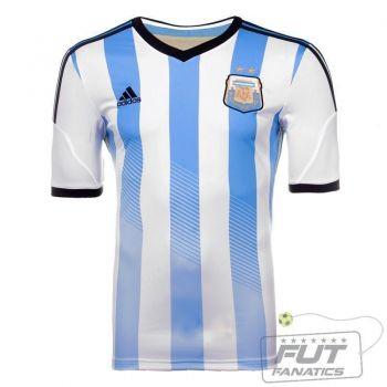 Camisa Adidas Argentina Home 2014