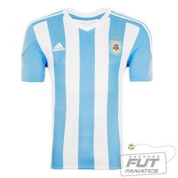 Camisa Adidas Argentina Home 2015