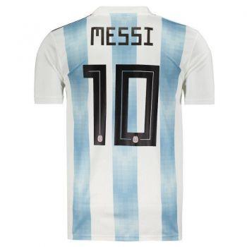 Camisa Adidas Argentina Home 2018 10 Messi