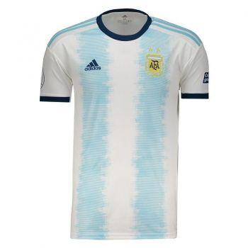Camisa Adidas Argentina Home 2019 Copa América