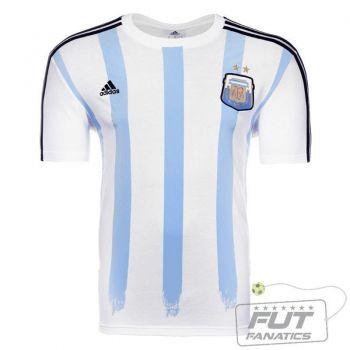 Camisa Adidas Argentina Messi