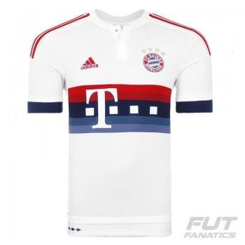 Camisa Adidas Bayern Away 2016